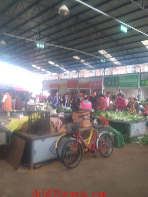 农贸市场铺面优转