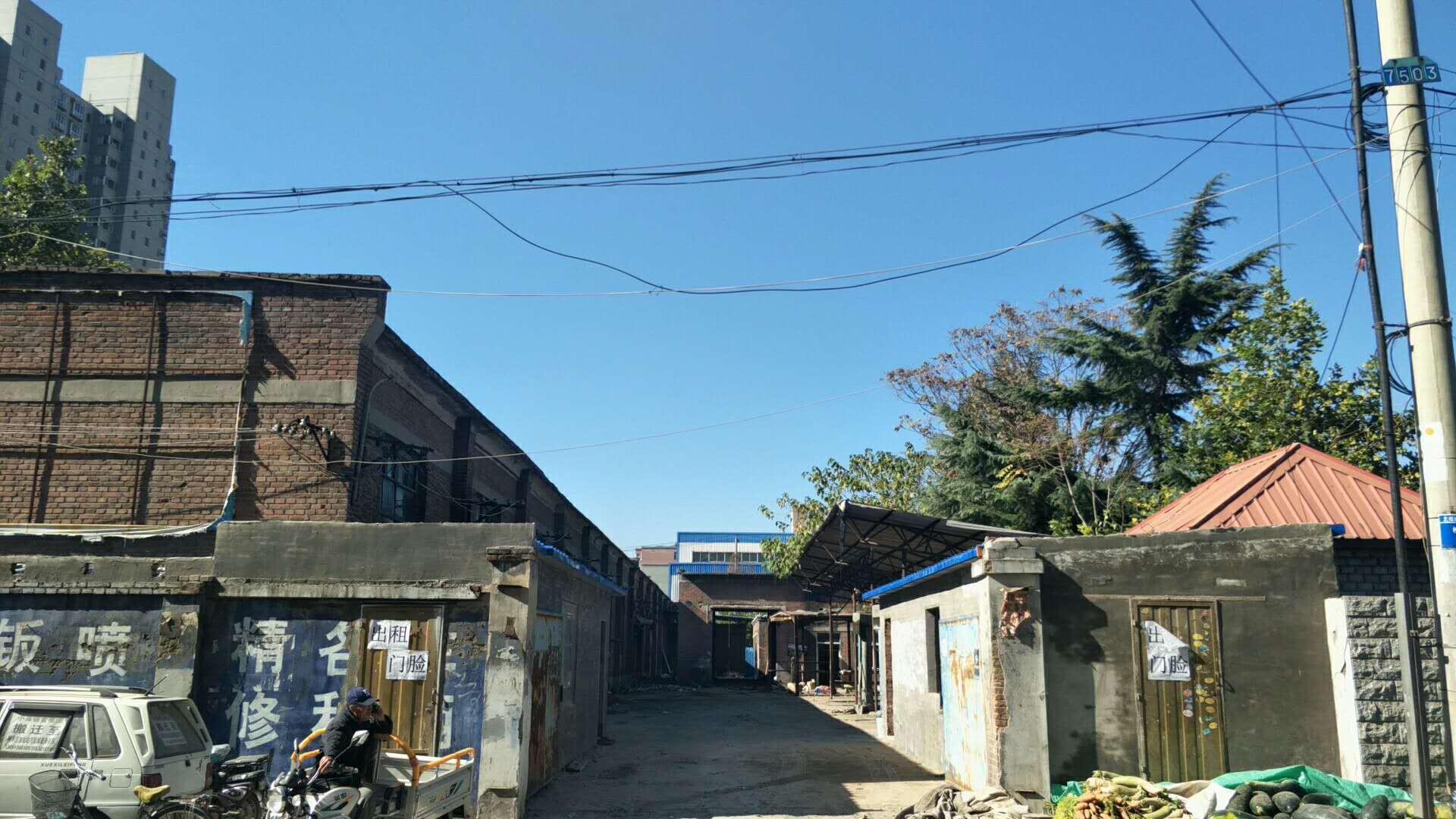 原汇鑫汽修厂700平米,经营15年,从新装修便宜出租