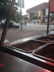 嶂背工业区68㎡城市快餐,只要3.5万