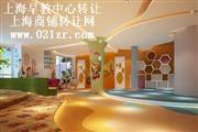 上海浦东早教中心转让盈利知名品牌儿童培训机构转让