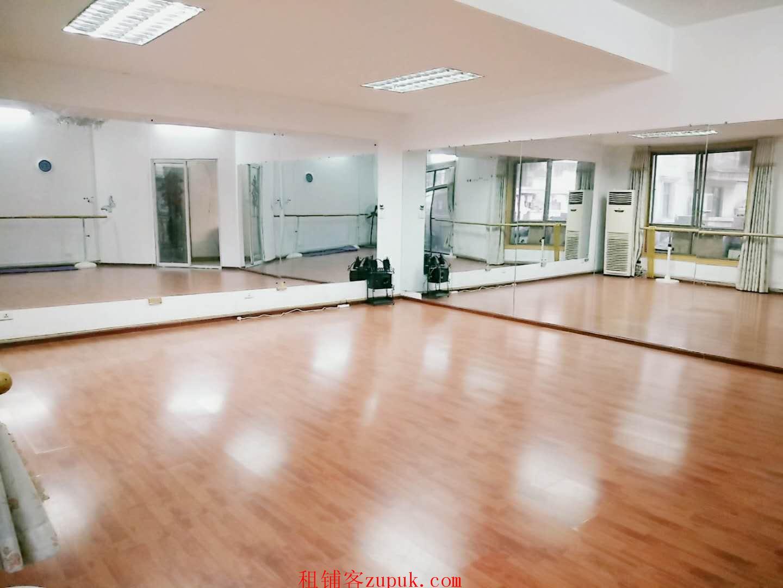 盈利中教育培训舞蹈室低价转让