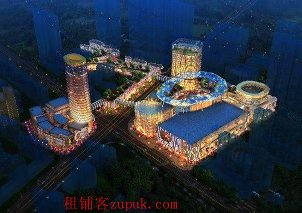 新建中心核心商圈旺铺