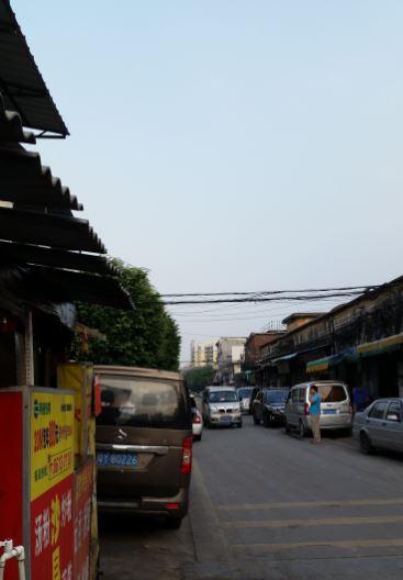 南海桂城东二档口摊位生意转让
