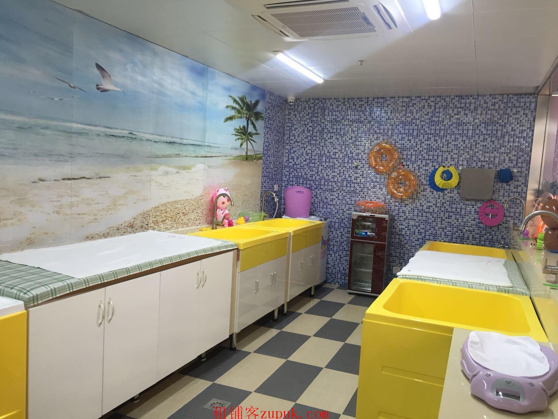 婴幼儿游泳馆/母婴店
