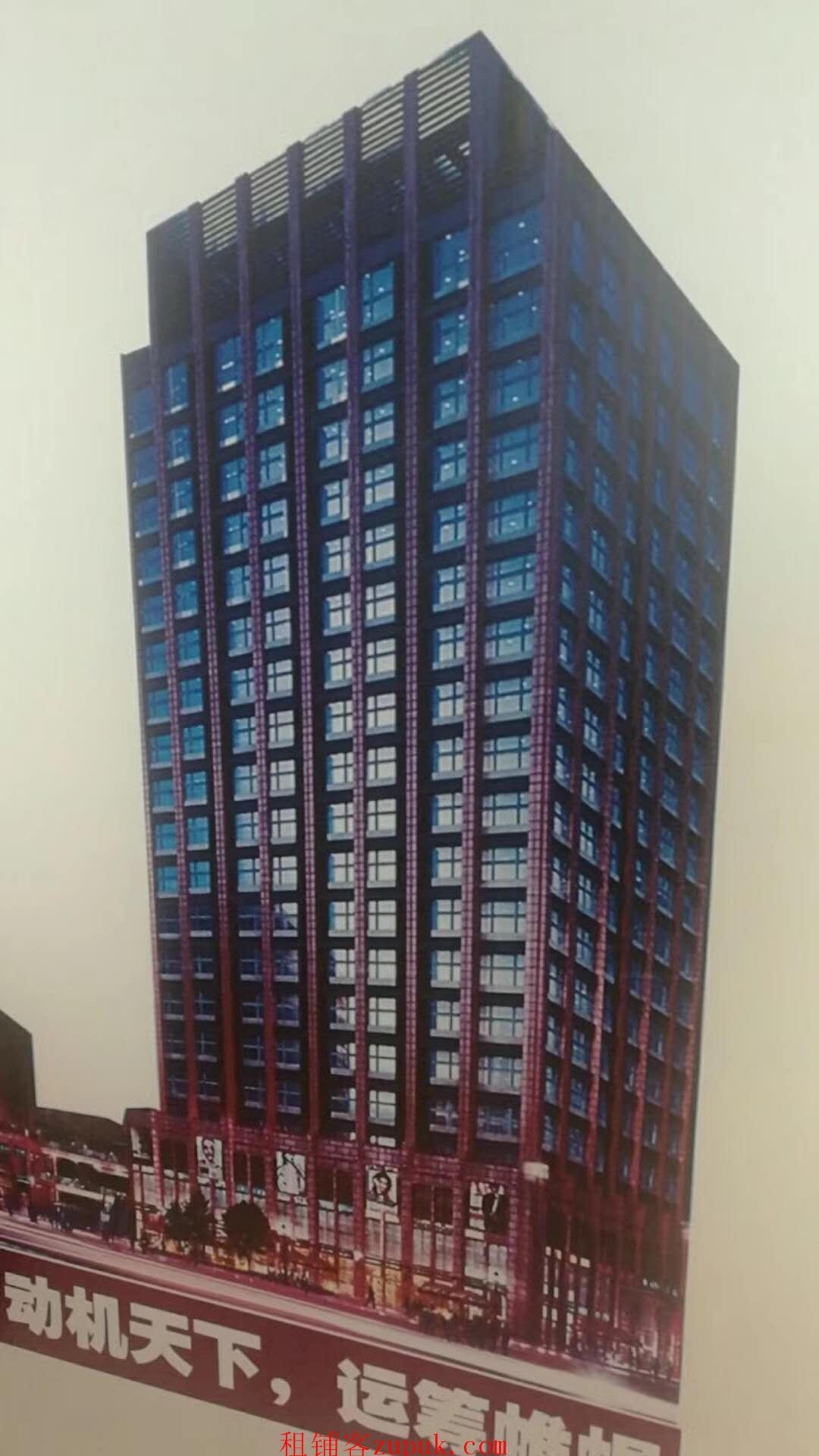 木渎金枫路地铁口47-115平现房精装写字楼双环双轨