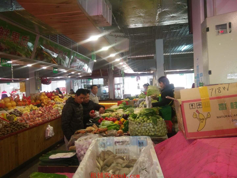 河西区丁家桥菜市场二层精品市场招租公告
