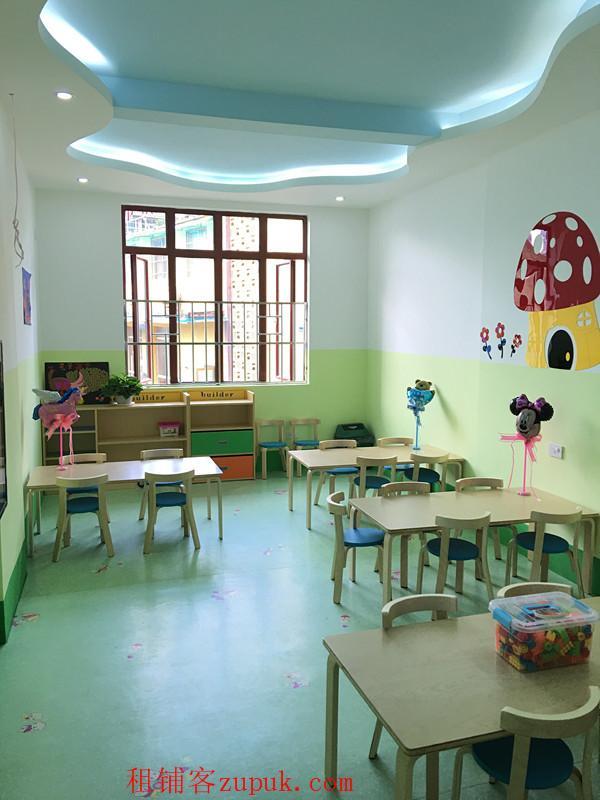 小十字900平盈利幼儿园转让