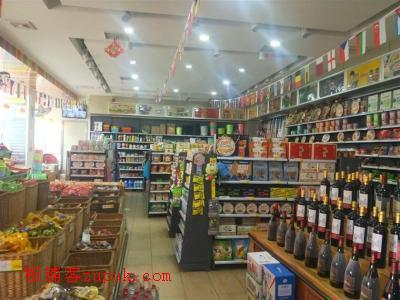 万科金域华府出入口第一个门面128㎡超市低价转让