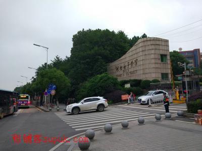 女子大学公交站旁600㎡经营4年宾馆转让