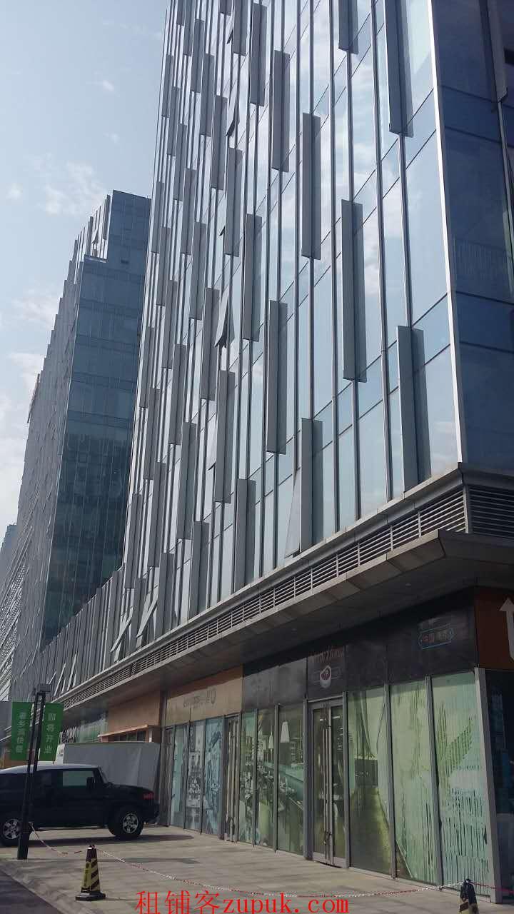 南京南站绿地之窗办公室工租位出租
