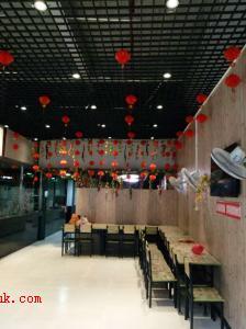 江北223㎡特色餐饮店转让