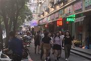 沿街小吃旺铺,早晚客流量爆炸紧,靠东兰休闲广场。