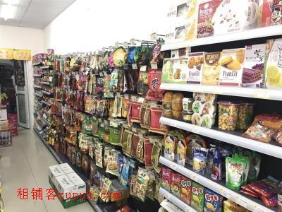 高档小区出入口营业额3000连锁超市优价转让