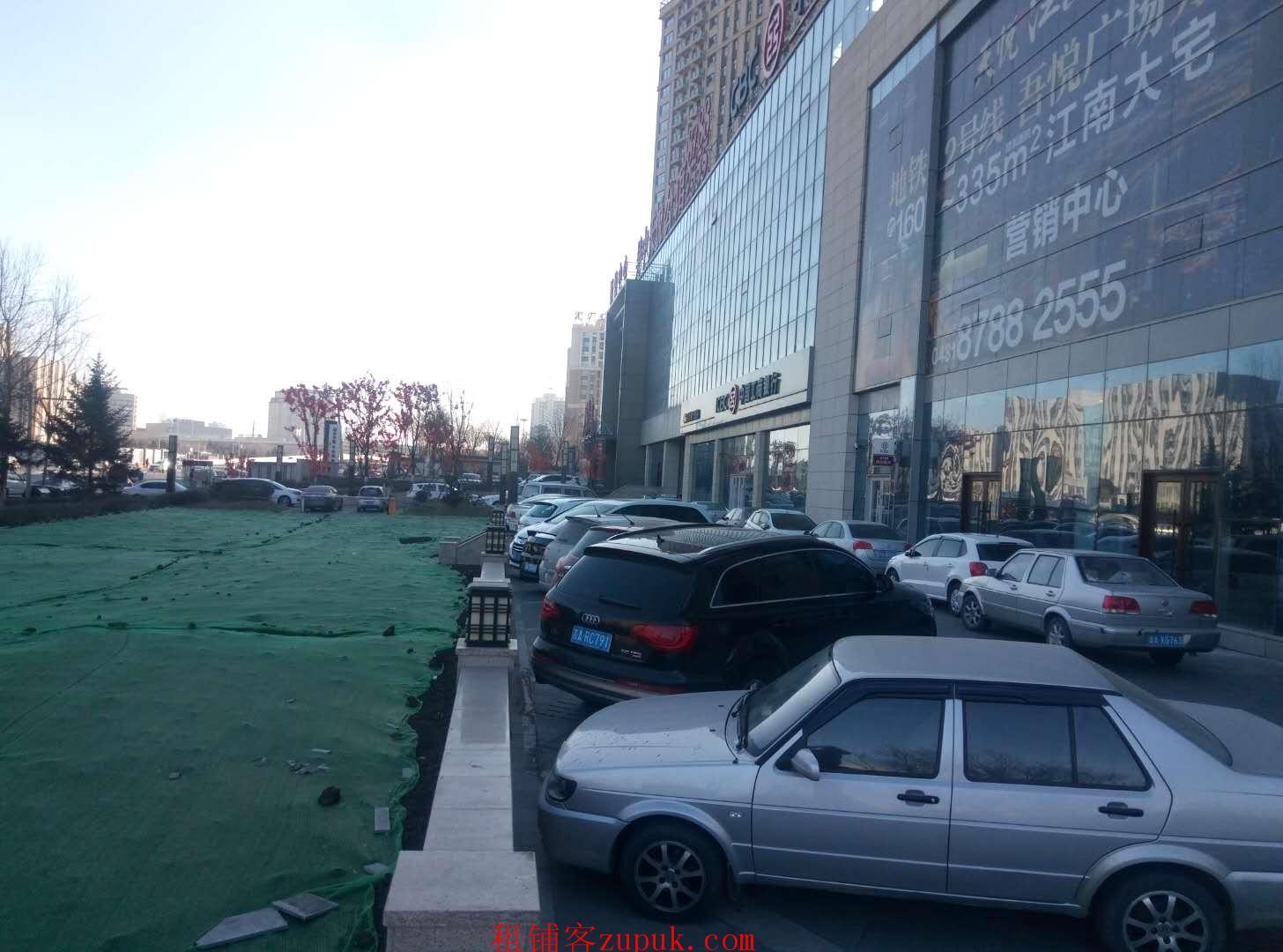 景阳广场吴中天悦临街门市