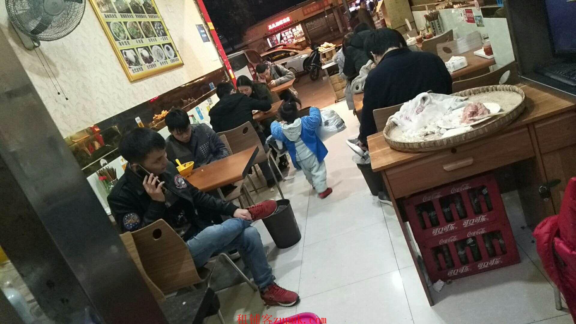 锦江 莲桂南路 可外摆餐饮店优价转让