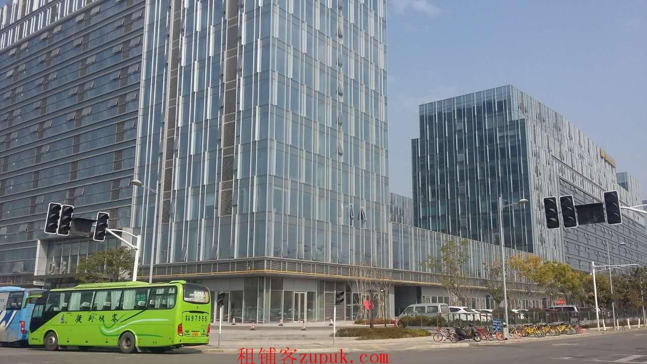 南京南站绿地之窗写字楼工租位出租