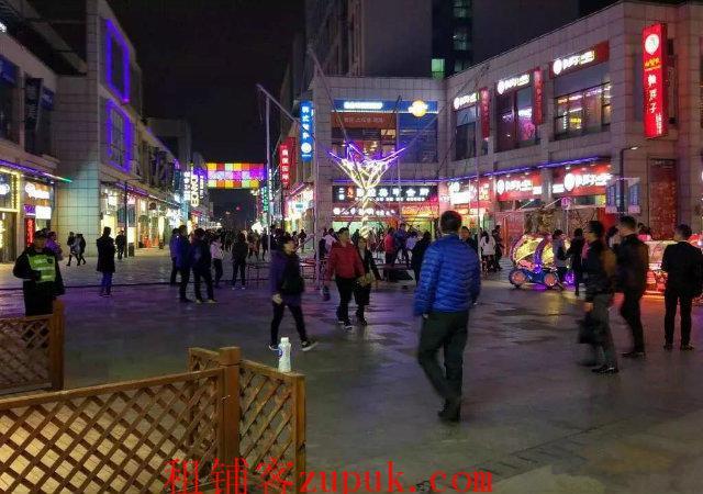 虹泉路韩国街 招特色中餐 附近没有这种没竞争的