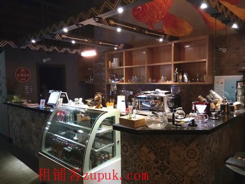 理工大全新咖啡特色餐饮酒楼转让