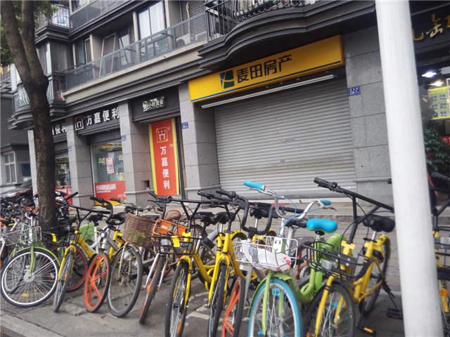 因门店扩张  三坊七巷边  通湖路上 沿街48平旺铺转租