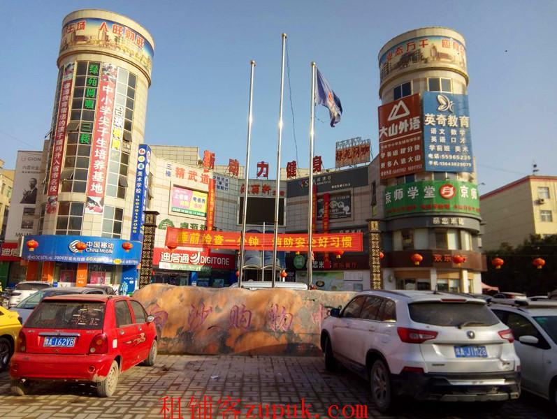 郑东新区白沙镇门面房出租