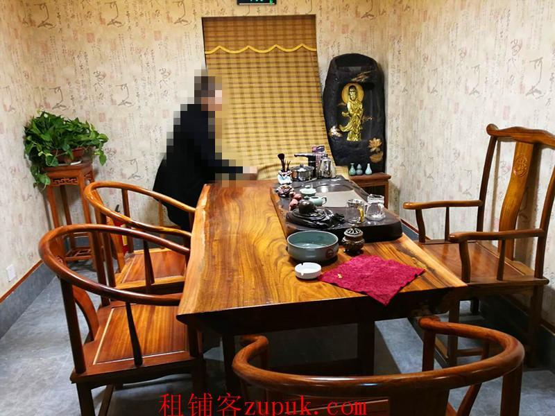 武昌临街餐饮棋牌茶吧优转