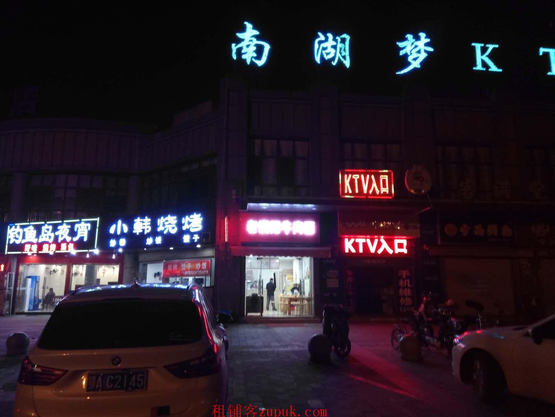 新南湖综合生鲜市场旺铺餐饮酒楼优转