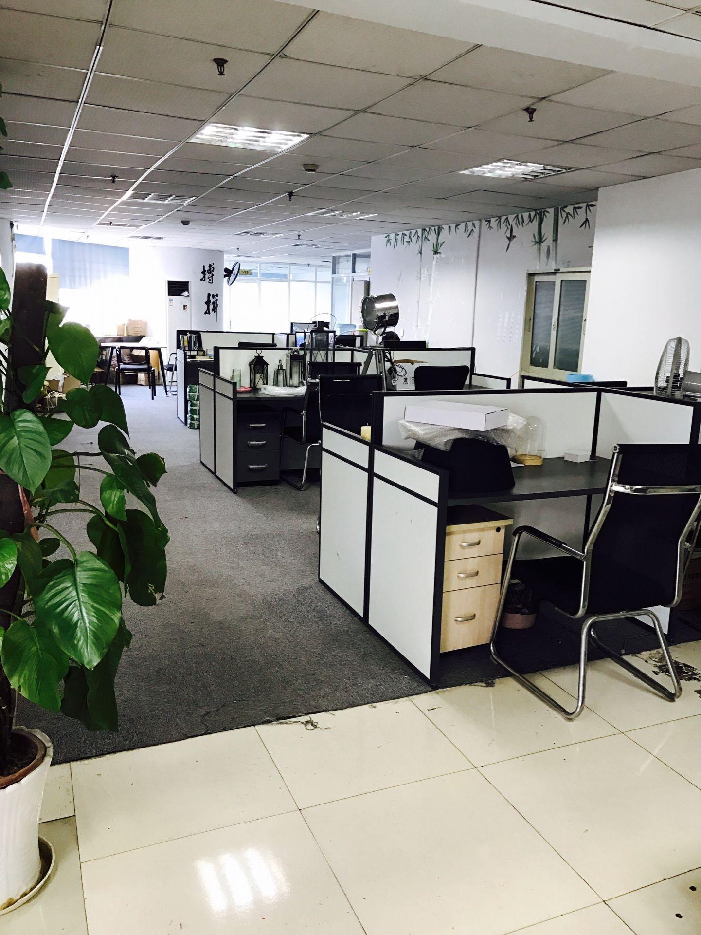 个人创业、办公席位出租 西湖文化广场附近(非中介)