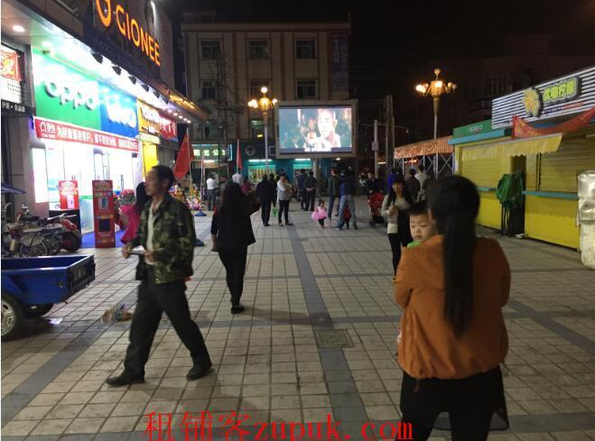 寮步凫山新开业大润发时代商场收银台位置铺位出租