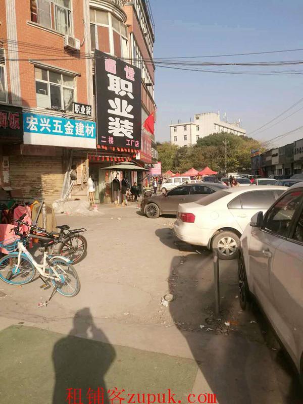 南湖中南财大商业街餐饮美食临街门面转让(可空转)