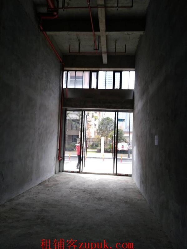 金阳新区金融城50平临街商铺出租