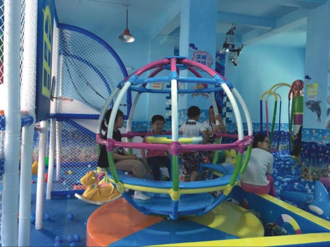 小港湾唯一的儿童乐园转让啦