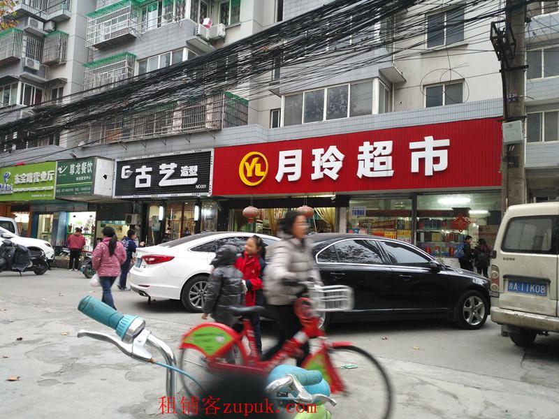 出租上城望江汽车南站附近社区底商
