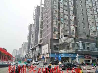 成熟高档小区35㎡临街烟酒店转让(可空转)