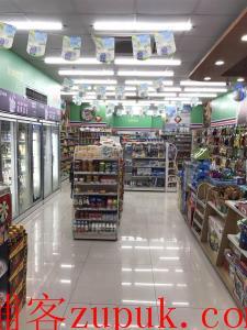 5000户大社区出口盈利超市急转、可空转