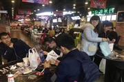 南桥中心地段美食小吃街火热招商中,无进场费,转让费