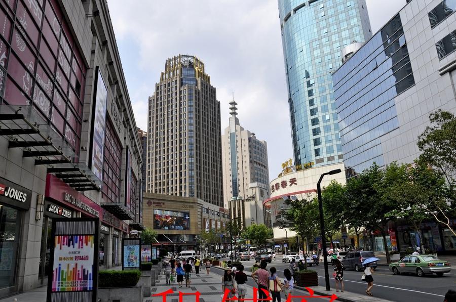 四川北路地铁口旺铺出租 租金便宜 客流量超大