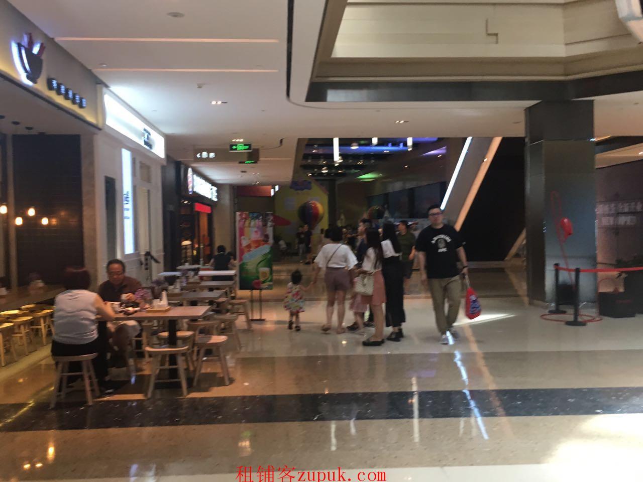 龙之梦购物广场 中山公园地铁口 消费力高