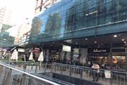 七莘路沿街超大展示面美食城招商中 适合各种餐饮业态