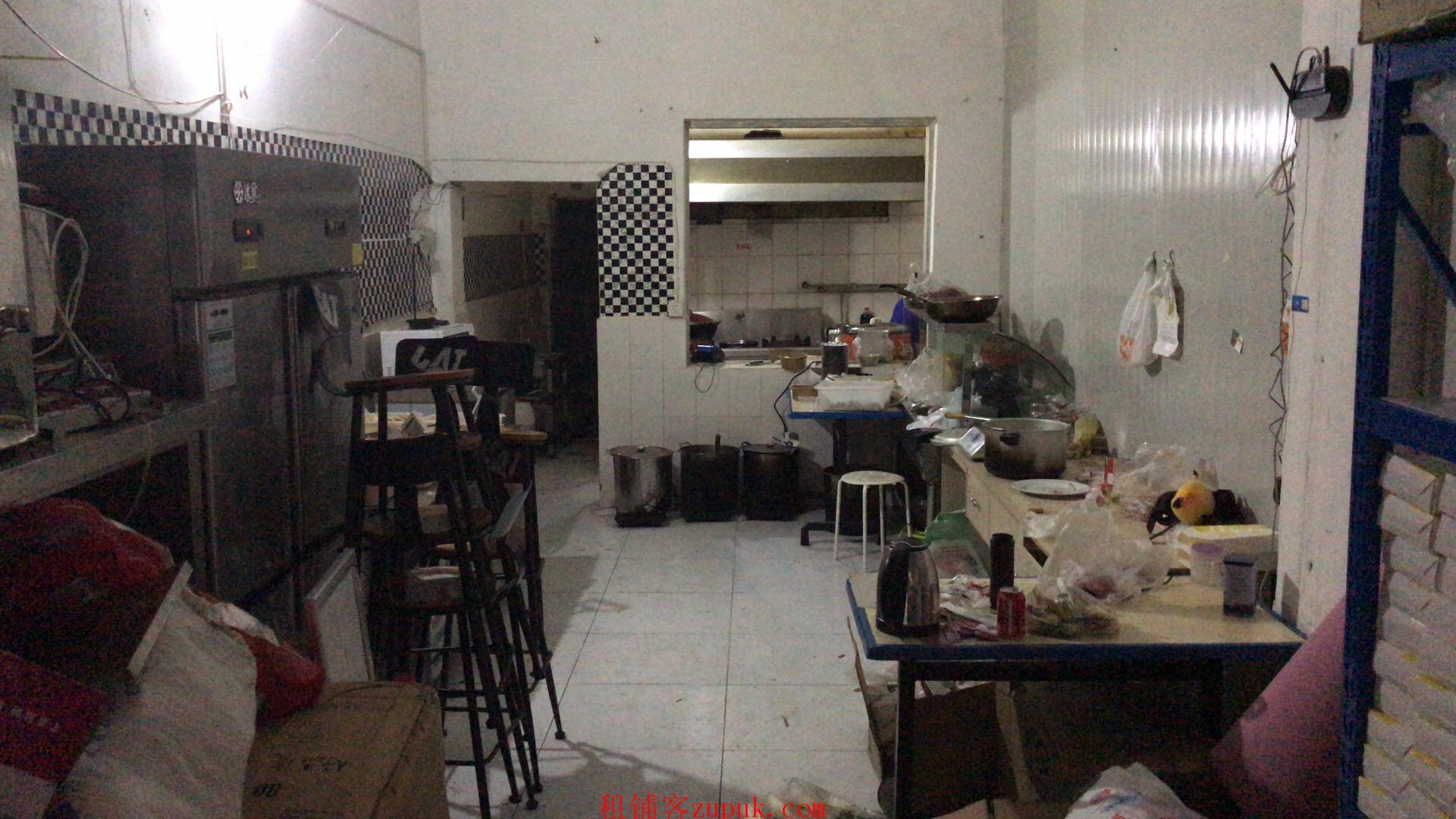 伏龙小区中央厨房急转