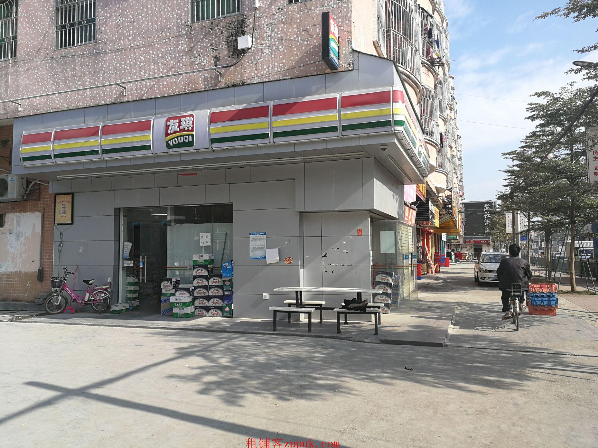 龙岗龙东社区三岔路口120平米超市急转