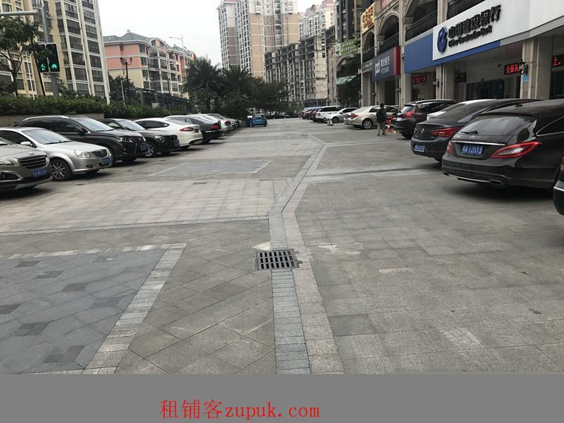 南宁青秀凤岭北招商+临街+成熟社区+免租期+停车位