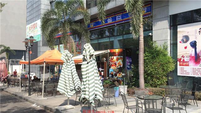 (可做饮食)临近商业街,写字楼配套旺铺。