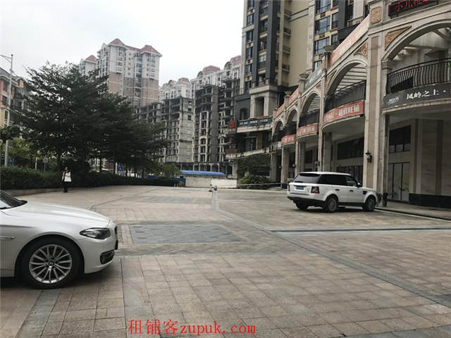 凤岭北东盟商务招租+临街+成熟社区+免租期+停车位