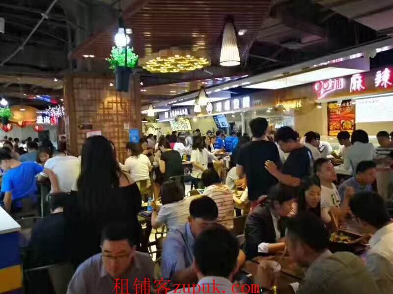 虹口足球场外卖旺铺,外卖量大,粥和麻辣香锅优先。