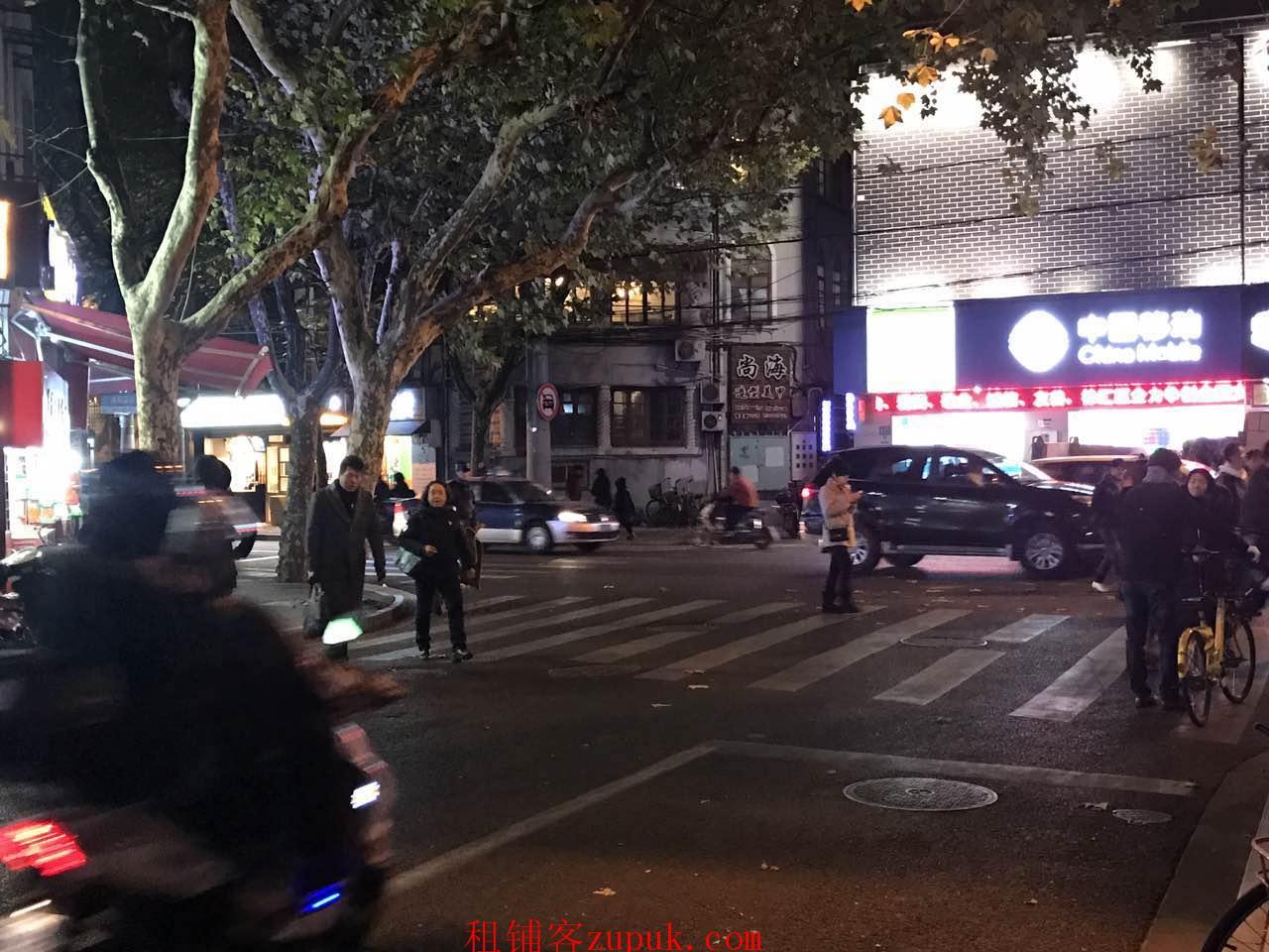 新天地地铁口旺铺招租(正沿街),小吃饮品旺铺客流大