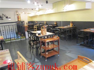众多成熟小区十字路口200㎡品牌火锅串串餐饮店转让