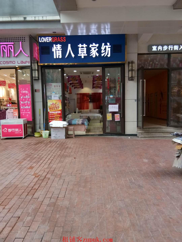 巴南万达广场临街盈利中商铺转让,人流量大(可空转)