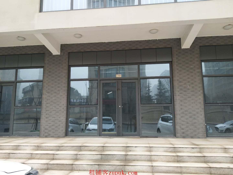 出租淮海东城御景纯一层沿街44平米商铺