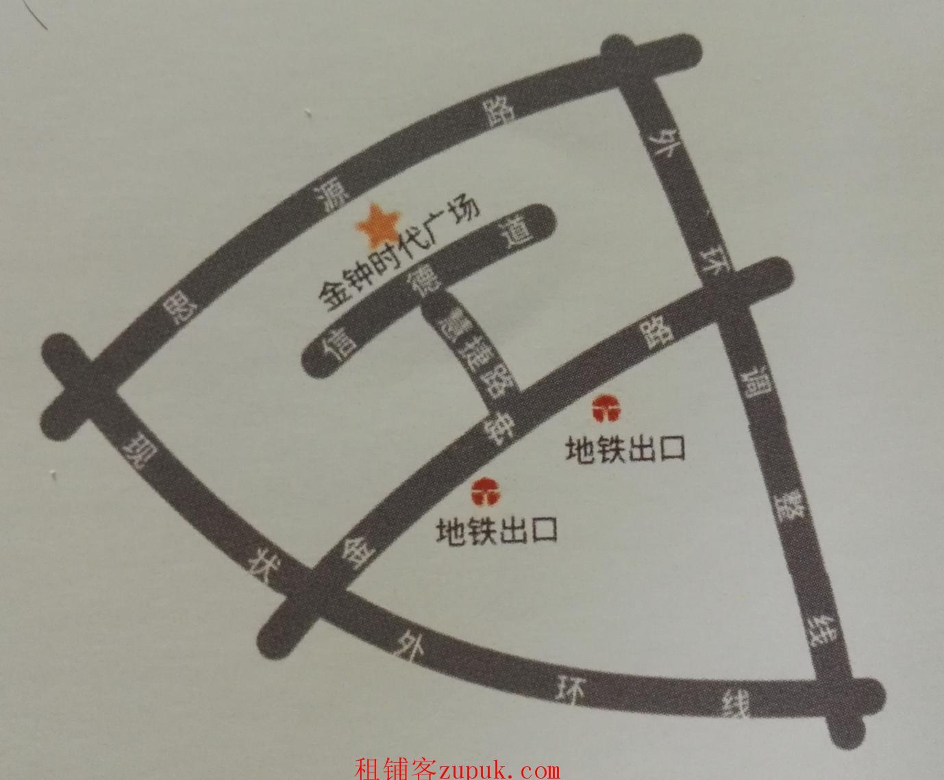 金钟时代广场