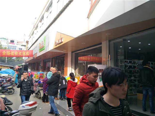 蠡口黄金地段商铺出租